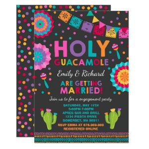 Fiesta Engagement Party Invitation Holy Guacamole starting at 2.56