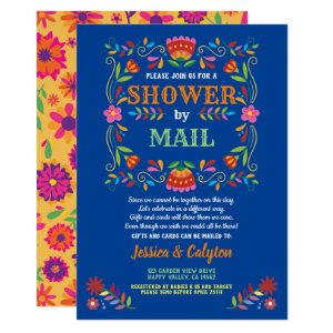 Fiesta shower by mail long distance shower invitation starting at 2.25