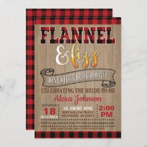 Flannel and Fizz Bridal Shower starting at 2.50