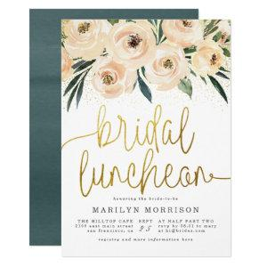 Floral Bridal Luncheon Bridal Shower Invitation starting at 2.25