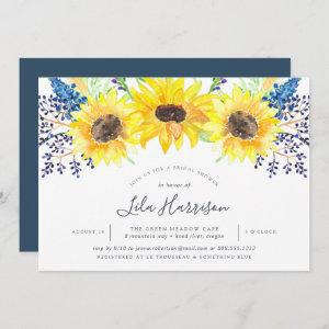Flowerfields Bridal Shower Invitation starting at 2.51
