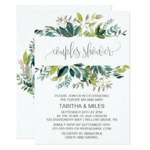 Foliage Couples Shower Invitation starting at 2.51