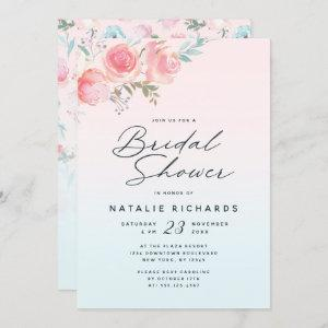 French Garden Floral Peony Wedding Bridal Shower starting at 2.55