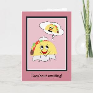 Funny Bride-to-be Bridal Shower Card starting at 3.25