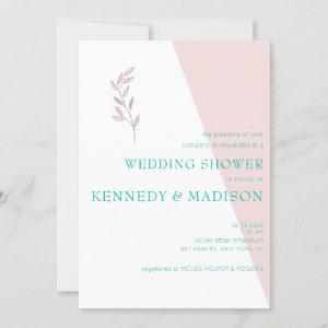 Geometric Coral Remarkable Budget Invitation starting at 2.25
