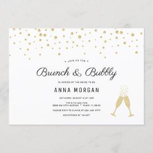 Gold Brunch and Bubbly Bridal Shower starting at 2.40