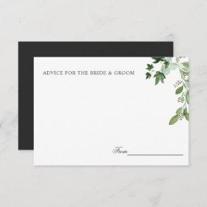 Hedera | Ivy Leaves Gray Wedding Advice or recipe Invitation starting at 2.05