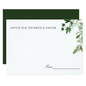 Hedera | Ivy Leaves Green Wedding Advice or recipe Invitation starting at 2.05