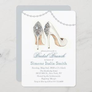 High Heel Shoe Couture Bridal Brunch Invitation starting at 2.70
