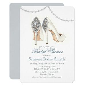 High Heel Shoe Couture Bridal Shower Invitation starting at 2.70