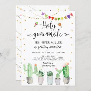 Holy Guacamole Fiesta Couples Bridal Shower starting at 2.70