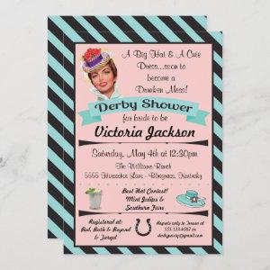 Horse Racing Derby Bridal Shower Invitations starting at 2.40