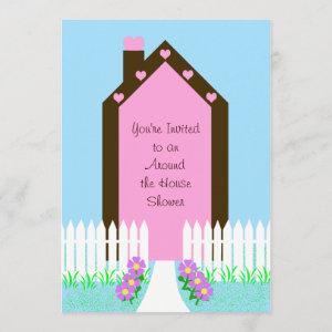 House Around the House Bridal Shower Invitation starting at 2.61