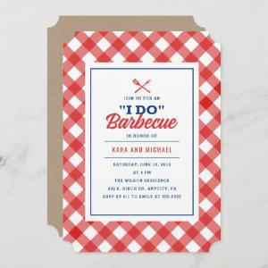 I Do Barbecue Wedding Shower or Party Invitation starting at 2.76