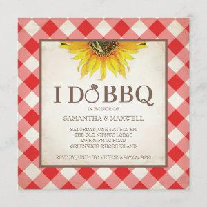 I Do BBQ Engagement Bridal Shower Invitation starting at 2.25