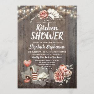 Kitchen Shower - Rustic Country Bridal Shower starting at 2.51