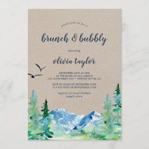 Kraft Rocky Mountain Brunch and Bubbly Invitation starting at 2.51