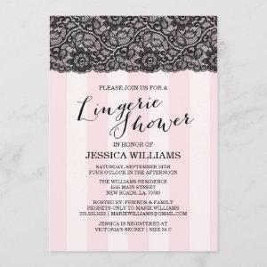 Lace Lingerie Shower Invitation starting at 2.56