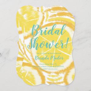 Lemon Slices Bridal Shower Citrus Themed Invitation starting at 3.30