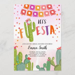 Let's Fiesta Cactus Mexican Fiesta Couples Shower starting at 2.66