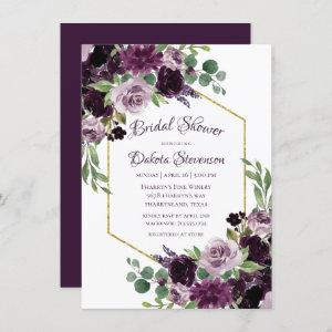 Love Bloom | Moody Dramatic Passion Purple Shower starting at 2.10