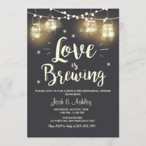 Love is brewing bbq rehearsal bridal shower starting at 2.66