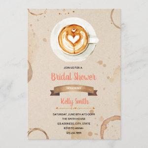 Love is brewing bridal shower starting at 2.50