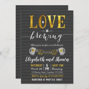 Love is Brewing Bridal Shower  Couples starting at 2.66