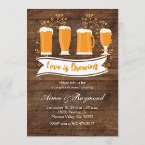 Love is Brewing Couples Shower starting at 2.66