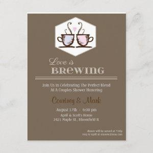 Love is brewing starting at 2.21