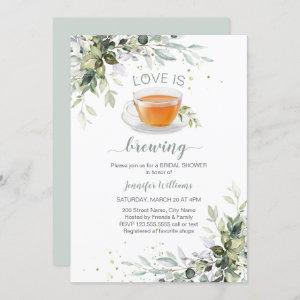 Love is brewing Tea Party Bridal Shower starting at 2.50