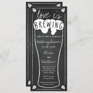 Love is Brewing Wedding Shower starting at 2.55