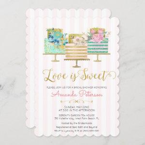 Love is Sweet Bridal Shower starting at 3.10