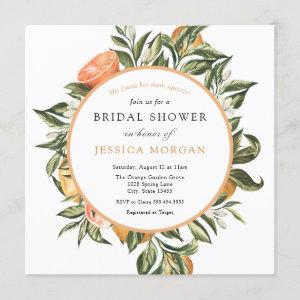 Main Squeeze Bridal Shower Invitation starting at 2.35