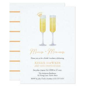 Manis and Mimosas Bridal Party Celebration Invitation starting at 3.03