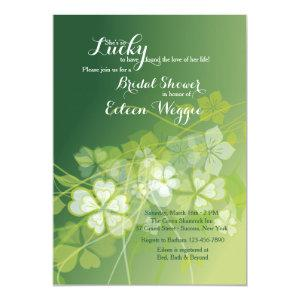 March Blooms Bridal Shower Invitation starting at 2.56