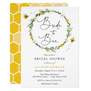 Meant to Bee Bridal Shower Invitation starting at 2.85