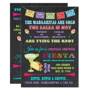 Mexican Fiesta Couples Bridal Shower Invitation starting at 2.55