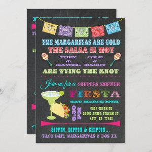 Mexican Fiesta Couples Bridal Shower starting at 2.45
