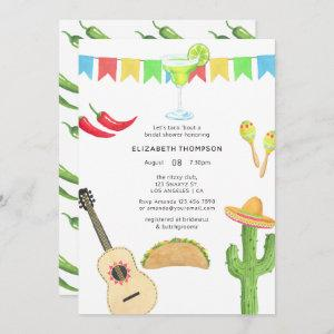 Mexican Fiesta Taco 'bout Love Bridal Shower starting at 2.51