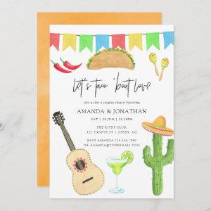 Mexican Fiesta Taco 'bout Love Couples Shower starting at 2.51