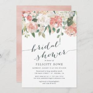 Midsummer Floral | Bridal Shower Invitation starting at 2.51