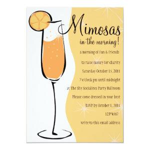 Mimosas Invitation starting at 2.82