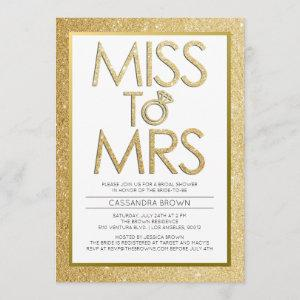 Miss to Mrs - Bridal Shower starting at 2.51