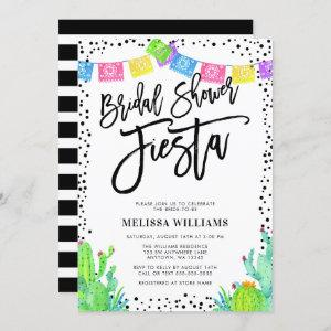 Modern Mexican Fiesta Bridal Shower Invitation starting at 2.40