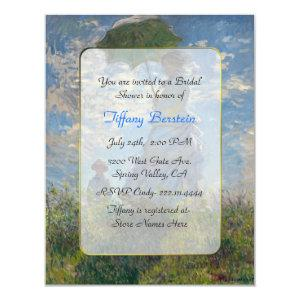 Monet Fine Art Bridal Shower Invitation starting at 2.31
