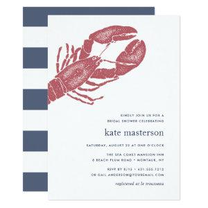 Nautical Lobster Bridal Shower Invitation starting at 2.51