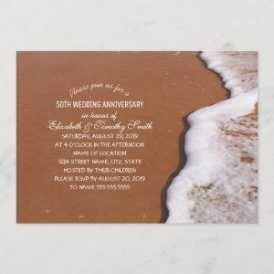 Ocean Sand And Waves Beach Themed Bridal Shower Invitation starting at 2.35