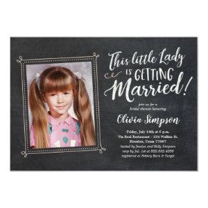 Old Photo Funny Bridal Shower Invitations starting at 2.82