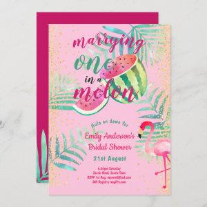 One in Melon Tropical Flamingo Watermelon Pink Grn starting at 2.40